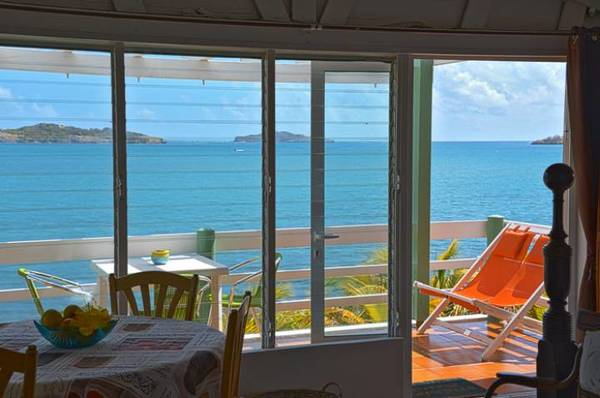 location appartement mer haut le francois