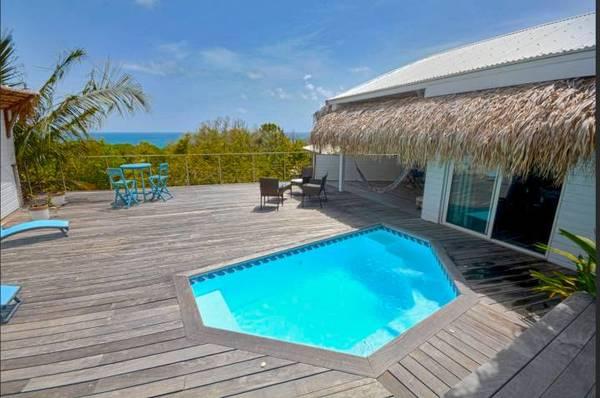 location bungalow ti turquoise tartane