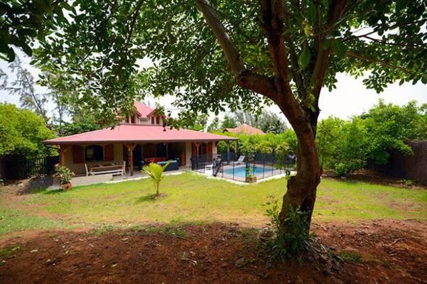 Location Villa Lagoon