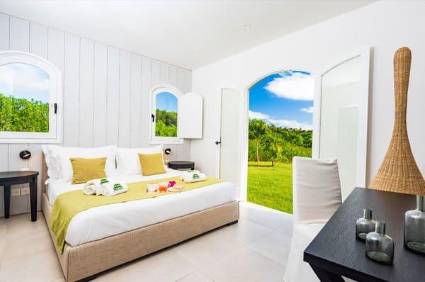 Villa Bel Air Chambre