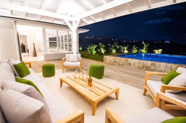 Villa Bel Air Terrasse