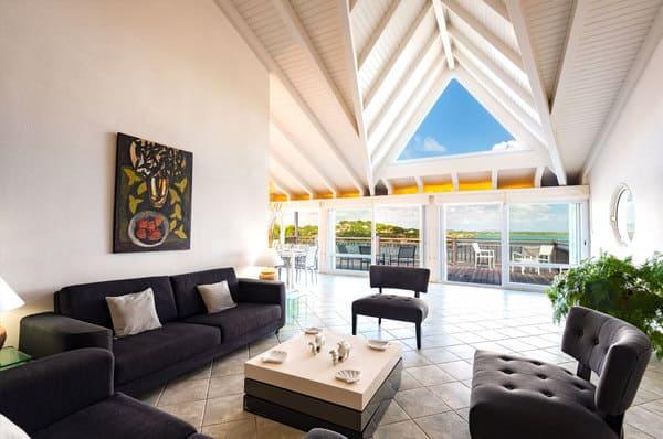 Villa Lagon Bleu Salon