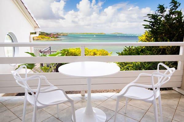 Villa Lagon Bleu Terrasse