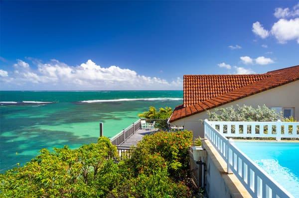 Villa Lagon Bleu Vue Ocean