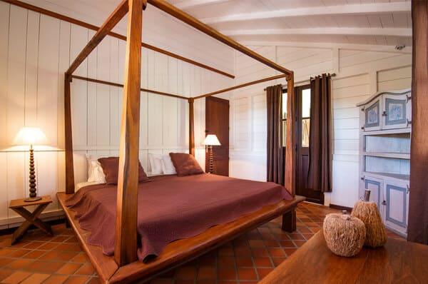 Villa Leon Chambre