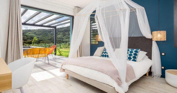 Chambre 2 Villa Vauclin Martinique