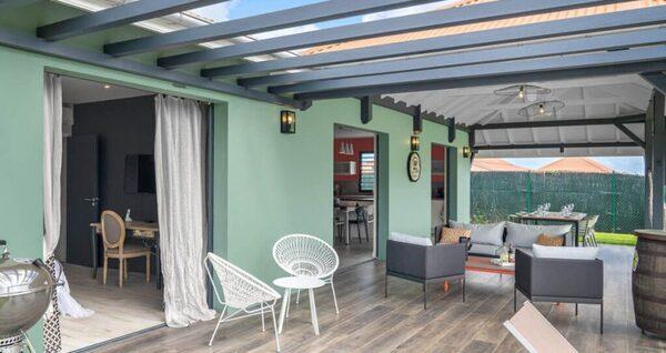 Location Villa Terrasse Vauclin Martinique