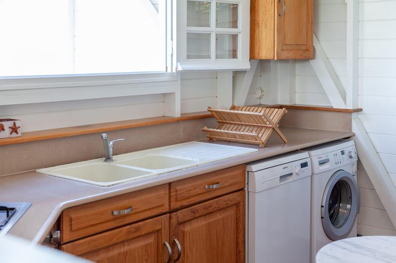Lave Vaisselle Seche Linge Villa Vue Sauvage