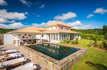 Location Villa Luxe Martinique