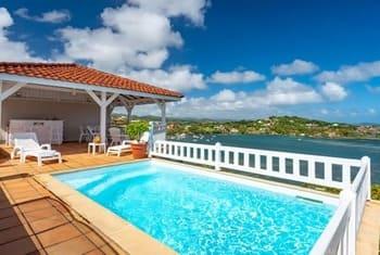 Location Villa Piscine Martinique