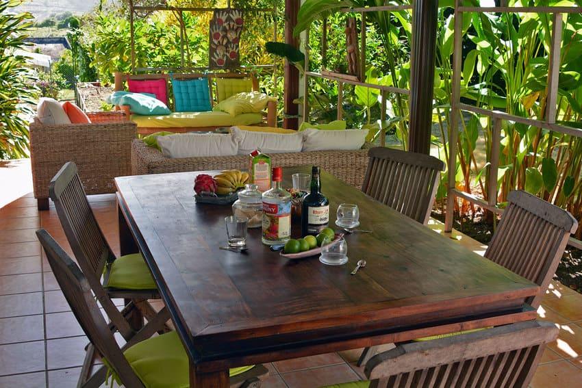 Location Maison De L Artste Table Hiver