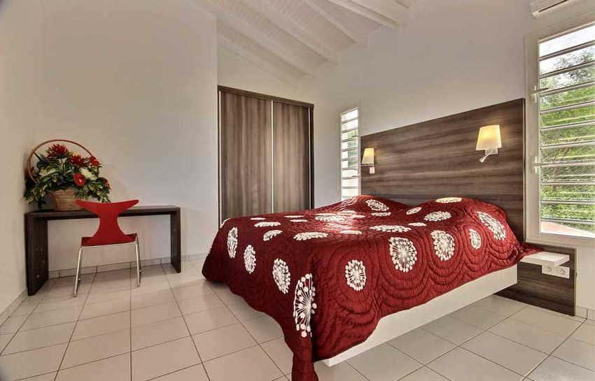 Location Villa Avec Piscine Cap Macre Martinique Chambre 3