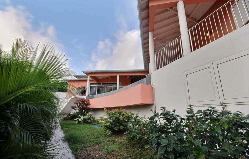 Location Villa Avec Piscine Cap Macre Martinique Acces