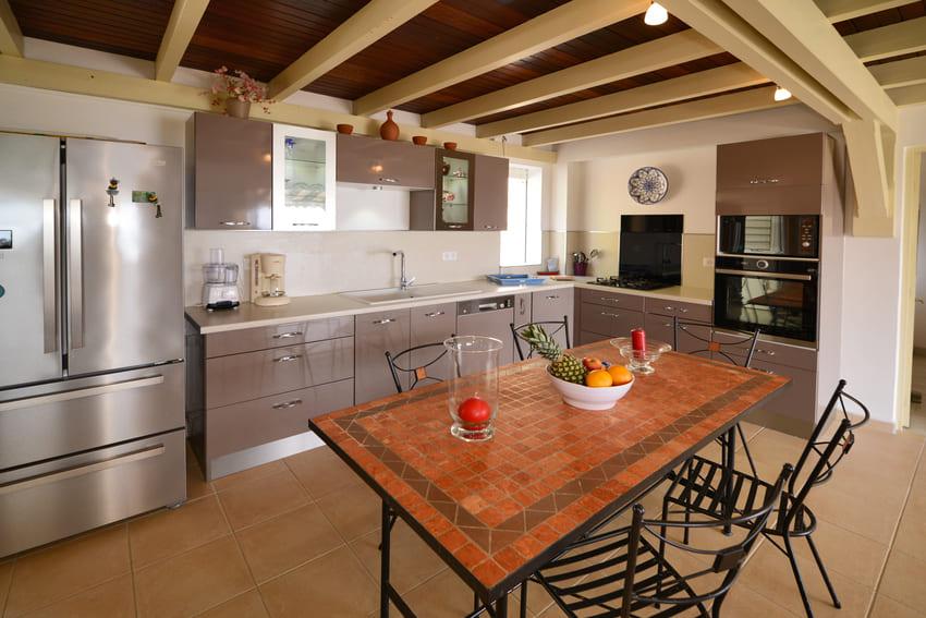 Villa Pinsonnelle Cuisine
