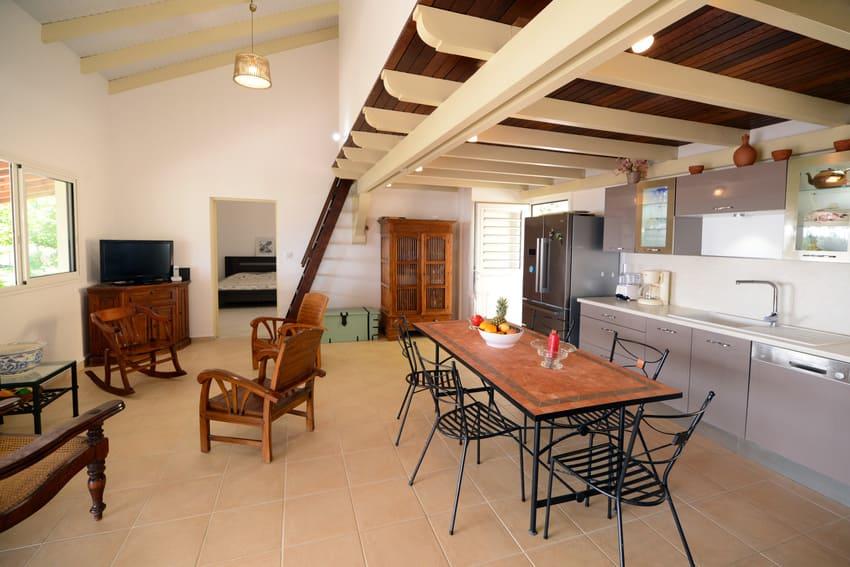 Villa Pinsonnelle Sejour
