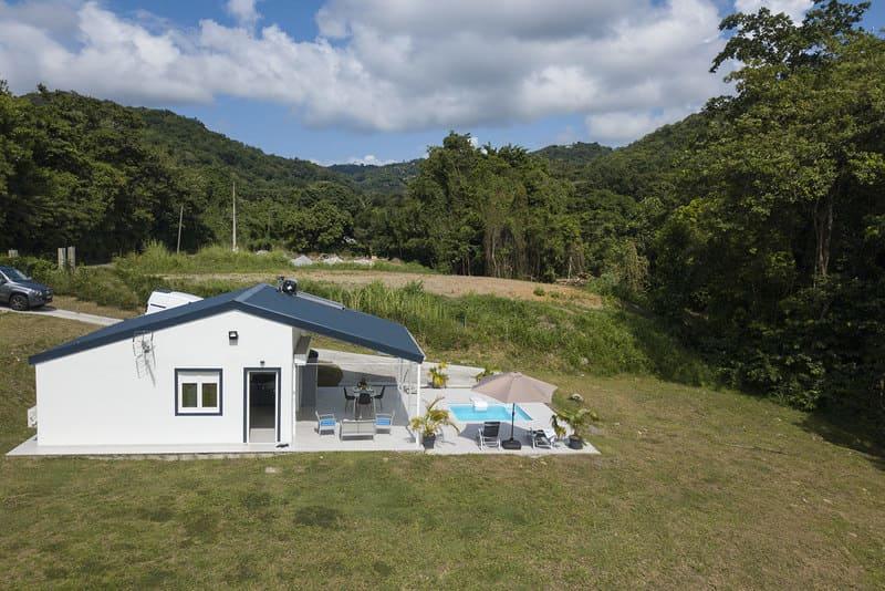 Villa Petite Riviere Sud Martinique