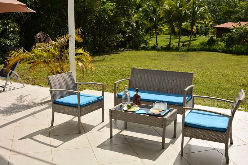 Villa Apero Piscine Petite Riviere Sud Martinique Riviere Salee