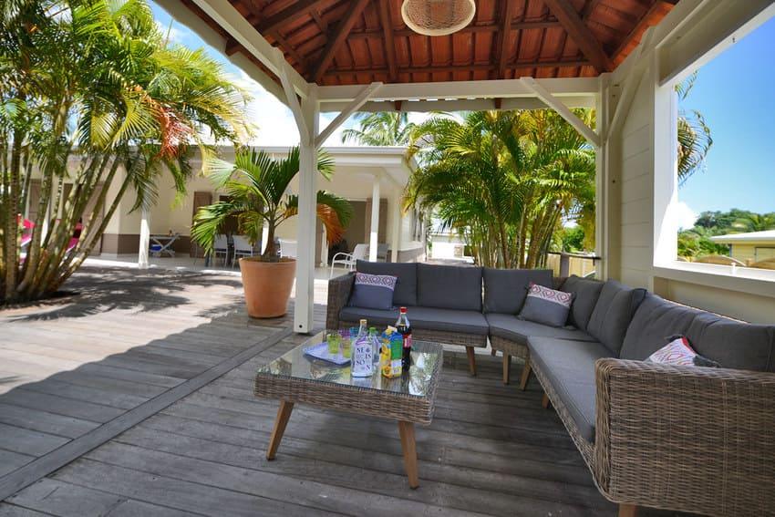 Villa Carbet L Oasis Martinique