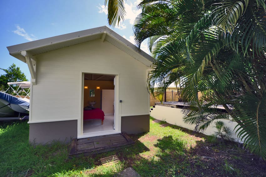 Villa L Oasis Bungalow Piscine Martinique