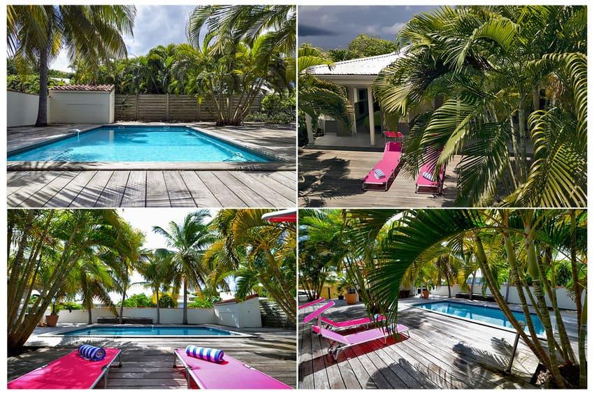 Villa L Oasis Coposition Piscine