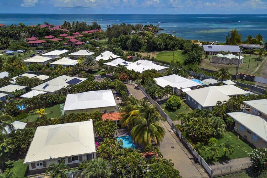 Villa L Oasis Drone Martinique
