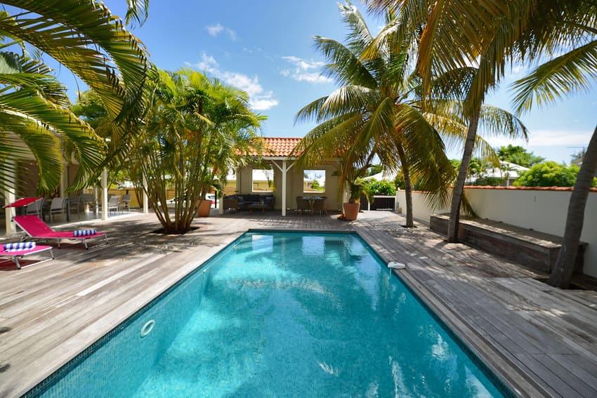 Villa Piscine Carbet L Oasis Martinique