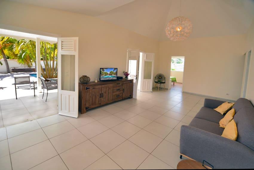 Villa Salon L Oasis Martinique