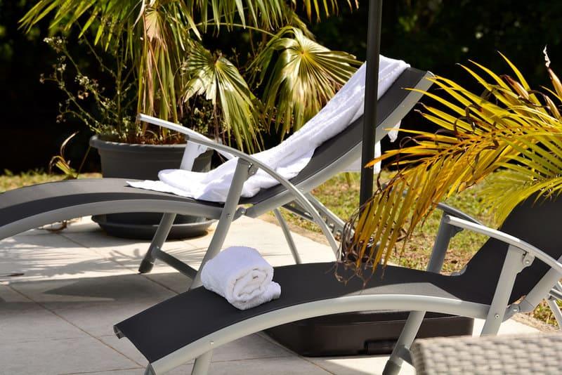 Villa Transats Piscine Petite Riviere Sud Martinique Riviere Salee