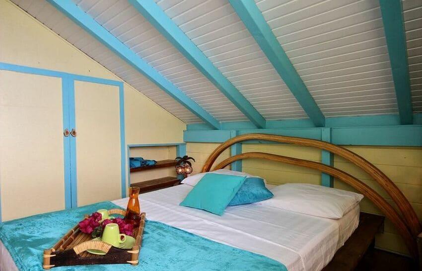Cottage Inka Martinique Chambre 1