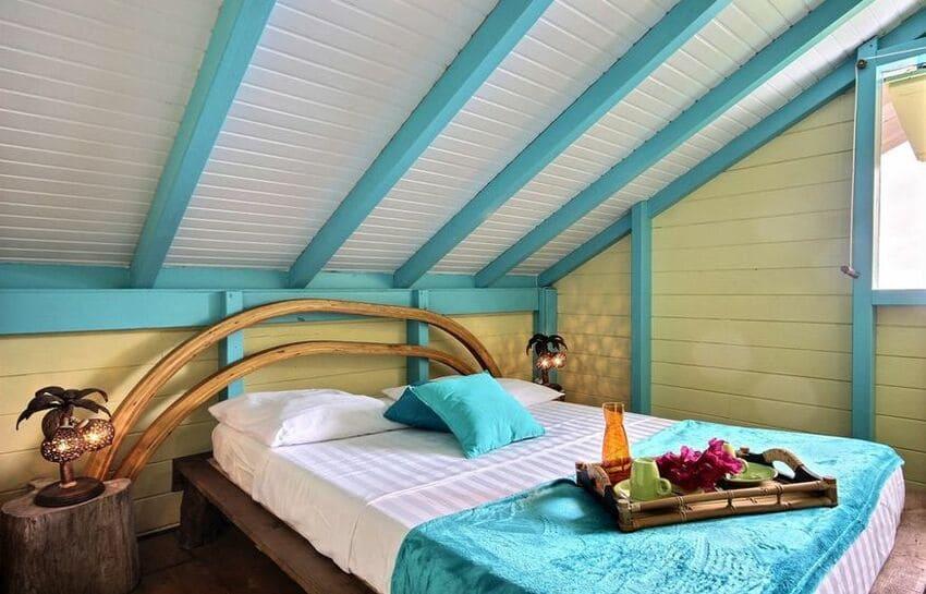 Cottage Inka Martinique Chambre