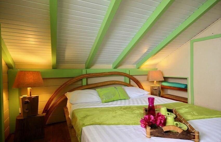 Cottage Inka Martinique Chambre2