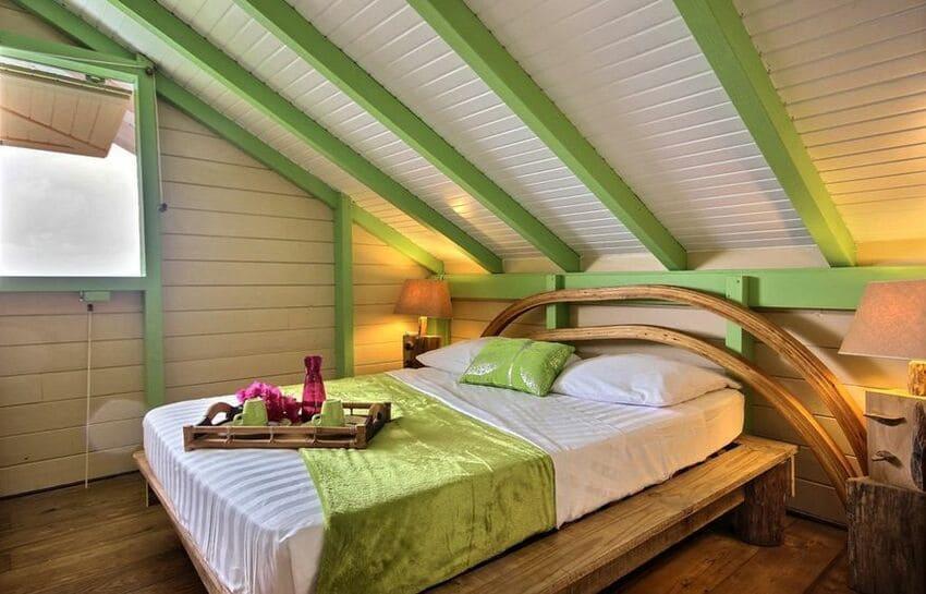 Cottage Inka Martinique Chambre3