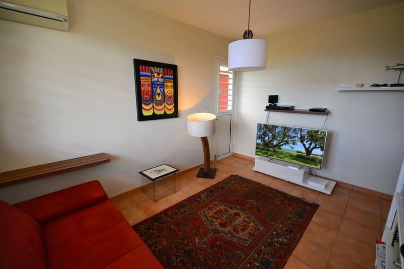 Habitation Mont Vert Salon Tv