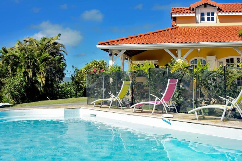 Kaz Arome Villa Martinique