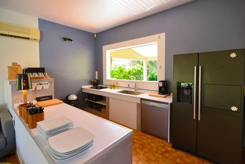 Location Martinique Villa Fleur De Lune Cuisine