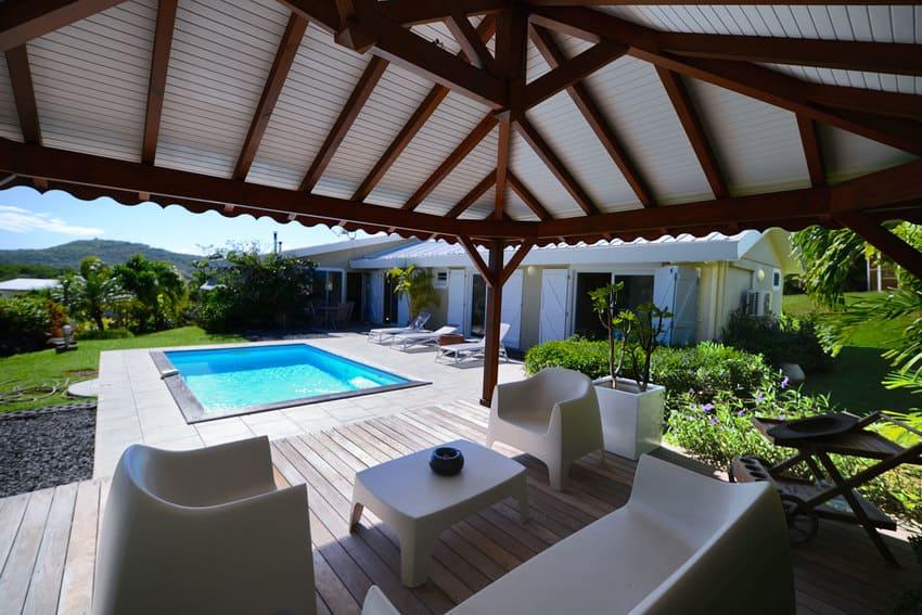 Location Martinique Villa Piscine Carbet