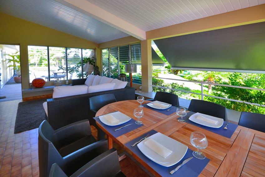 Location Martinique Villa Piscine Sam