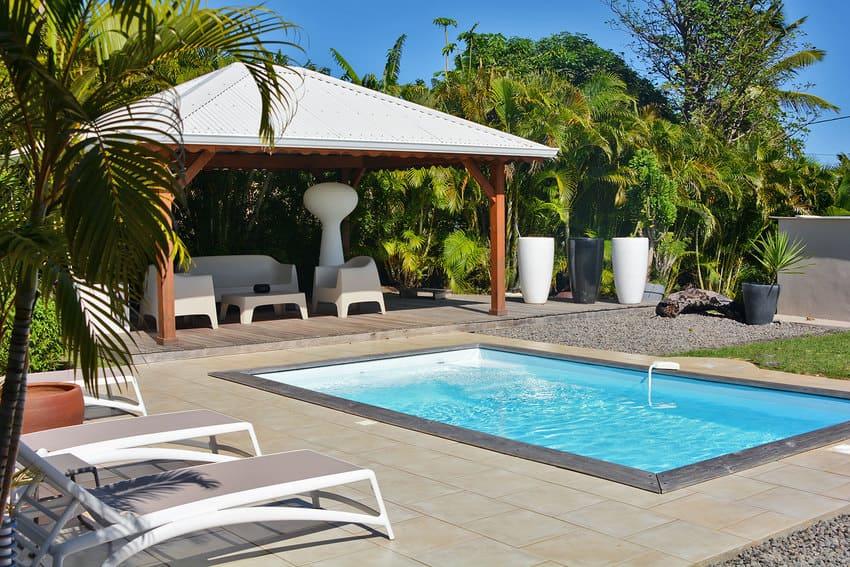 Location Martinique Villa Piscine