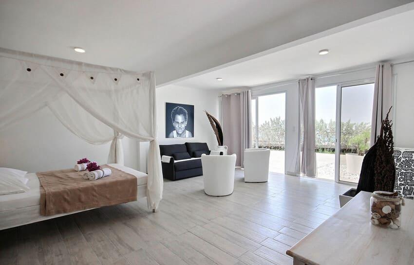 Location Villa Martinique Le Diamant Agape Chambre 2