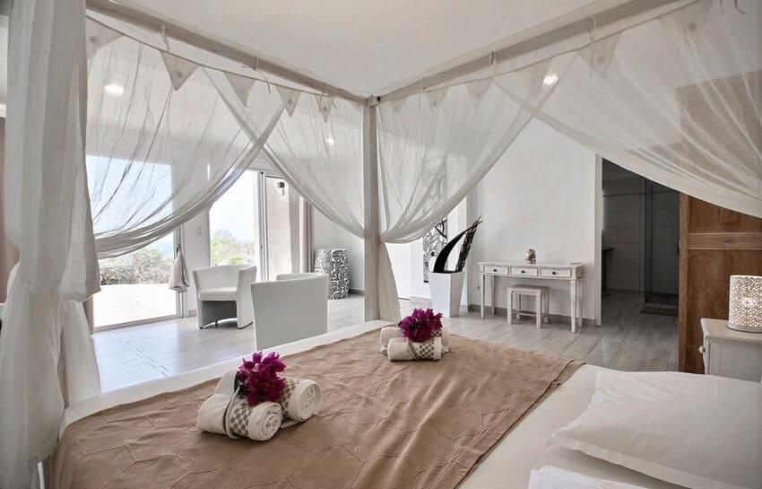 Location Villa Martinique Le Diamant Agape Chambre 3