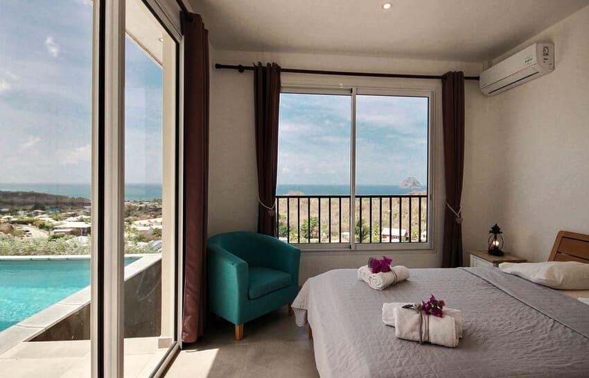 Location Villa Martinique Le Diamant Agape Chambre 4