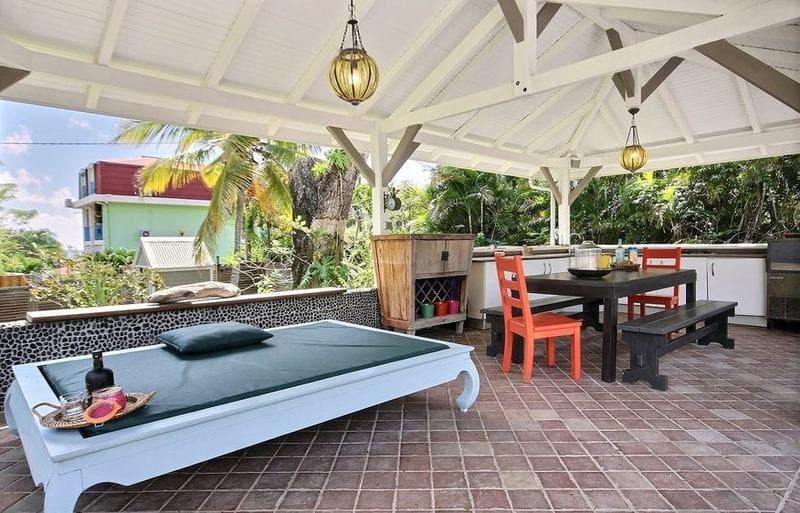 Location Villa Martinique Neivy Carbet 2 Min