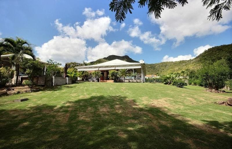 Location Villa Martinique Neivy Jardin Min