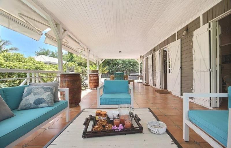 Location Villa Martinique Neivy Petit Dejeuner Min