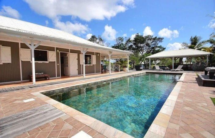 Location Villa Martinique Neivy Piscine Min