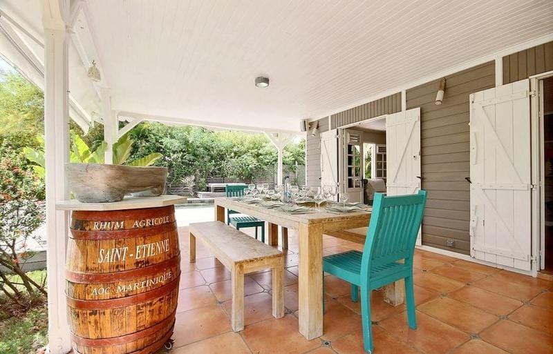 Location Villa Martinique Neivy Terrasse Chais Min