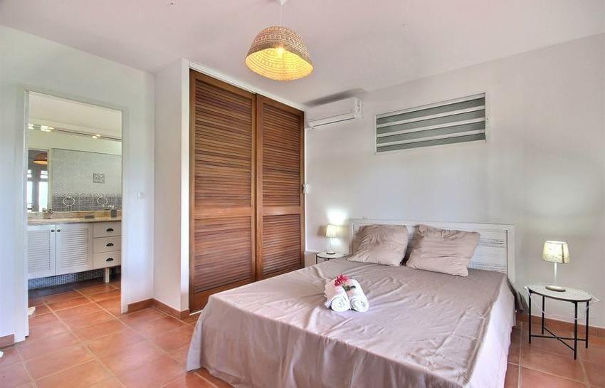 Location Villa Martinique Riviere Salee Carib Turquoise Chambre 1 Bis Min