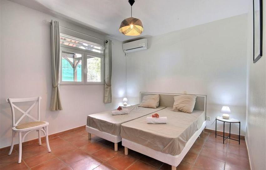 Location Villa Martinique Riviere Salee Carib Turquoise Chambre 2 Min