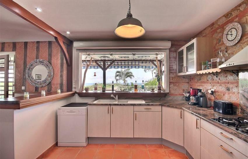 Location Villa Martinique Riviere Salee Carib Turquoise Cuisine 2 Min