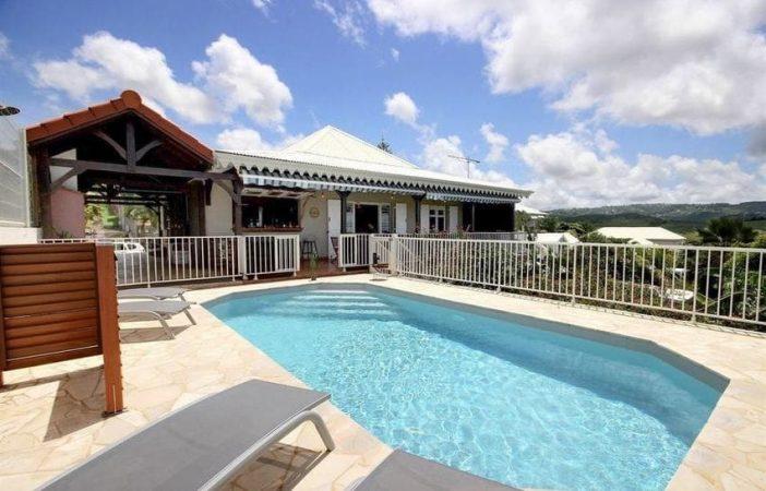 Location Villa Martinique Riviere Salee Carib Turquoise Piscine 2 Min
